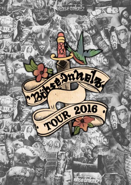 Böhse Onkelz Tour 2016 Wizard Promotions