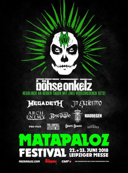 Matapaloz Festival 2018 Wizard Promotions