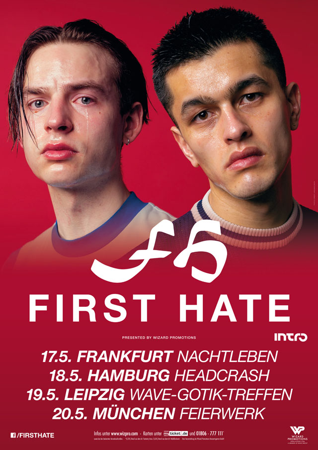 First Hate - Live 2018 - Wizard Promotions
