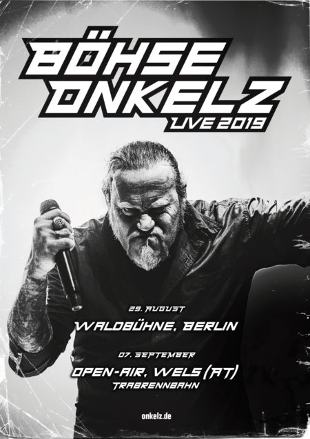 Böhse Onkelz - Live 2019 - Wiz...